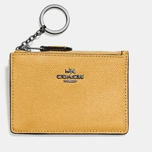 Coach Mini Skinny ID Case Wallet